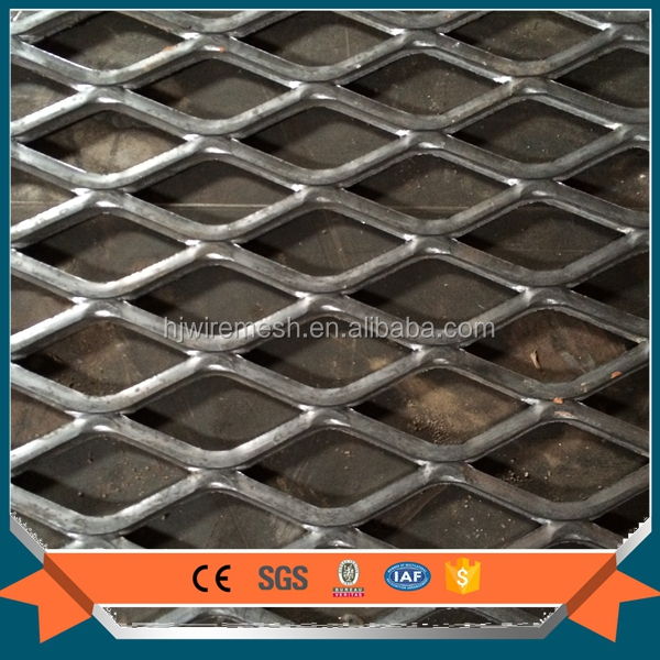 slope protection gi expanded metal mesh sheet