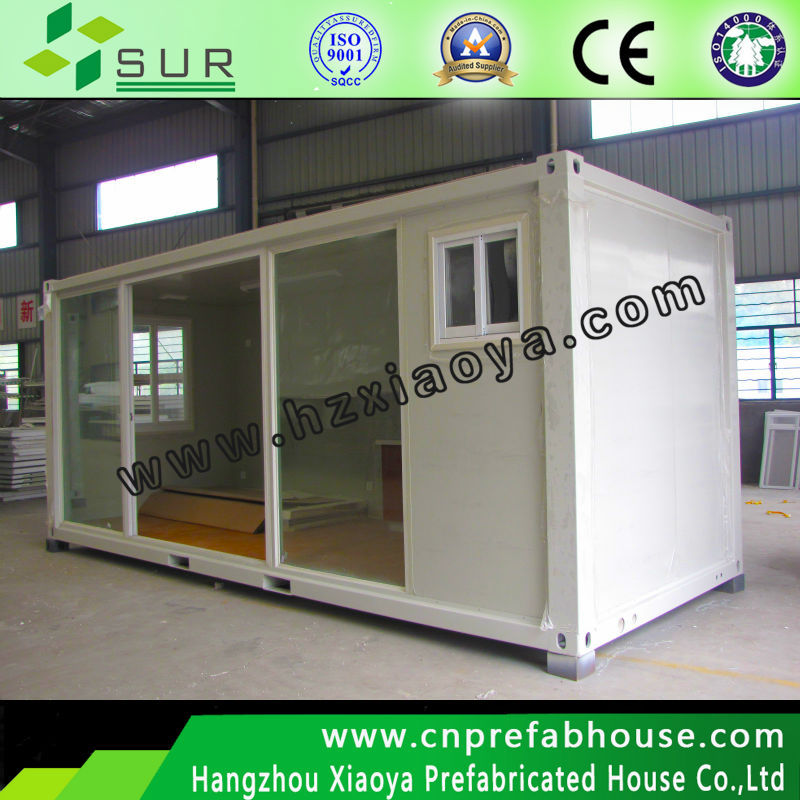 China new Turnkey container home Supplier/Eps cement sandwich panel with CE