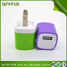 High quality USB adaptor wall chager for galaxy s4 mini charger