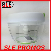 Custom Manual Mini Vegetable Chopper,Hot Sale Wholesale Kitchen Tools Swift Vegetable,New Factory 3 Blade Twisting Chopper
