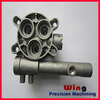 die casting factory customized aluminum cast part foundry