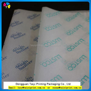Cost Price Promotion Personalized Metallized Tissue Paper Wrapping Paper