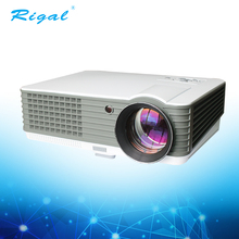 Cheapest Android LED LCD Fhd digital 3D 1080P business home cinema projector