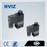2V series 2/2way two position two way solenoid valve air water and oil valve