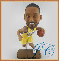2015 Wholesale high quality Kobe modeling bobble head made in China