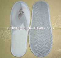 PP disposable nonwoven slippers for hotel use