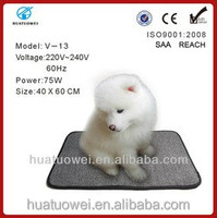 private label electric dog products mattress pet heating mat 2015