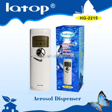 Automatic fragrance dispenser/air freshener dispenser/room Air Freshner aerosol spray