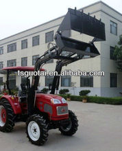 Farm Tractor 4wd 60hp 70hp with Front end loader best quality low price hot sale
