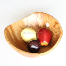 Food Storage Root Carving Natural Wood Crafts Large Bowl