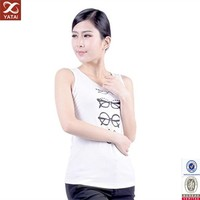 china cotton body shaping fancy vest design for women wholesale