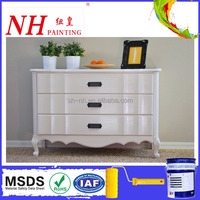 Traditional clear protective finish paint coating for wood furniture