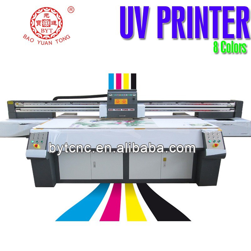 BYT UV Printer 4d printer