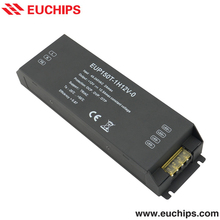 Shanghai Euchips 1 Channel 150W 12VDC Triac Constant Voltage Dimmable LED Driver