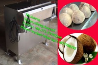 Stainless steel coconut process machine / Coconut dehusker/ Semi-automatic coconut dehusking machine