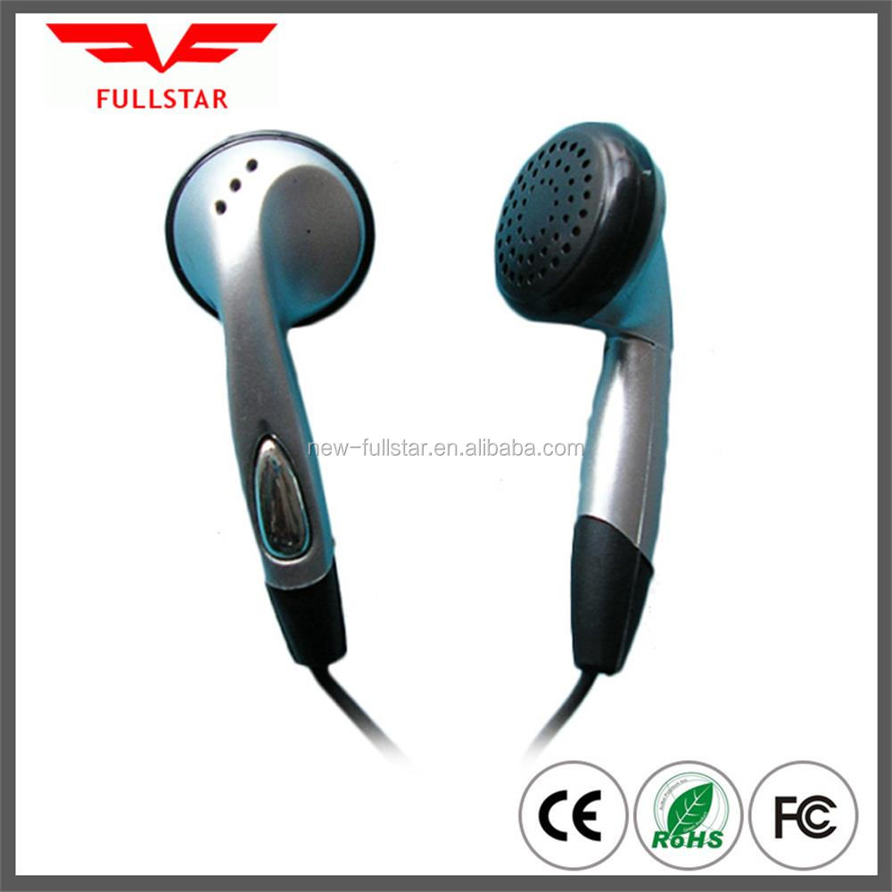 China Factory Earphone Manufacturer Disposable Airline Earbud Earphone Covers