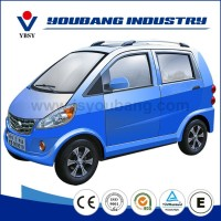 Ylbao Smart 4 Seats Eec Electric Vehicle Made In China