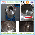 Stainless steel centrifugal dewatering machine/High spin machine/Industrial hydro extractor