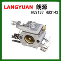 Hus137 hus142 Chain Saw Spare Parts Chainsaw carburetor