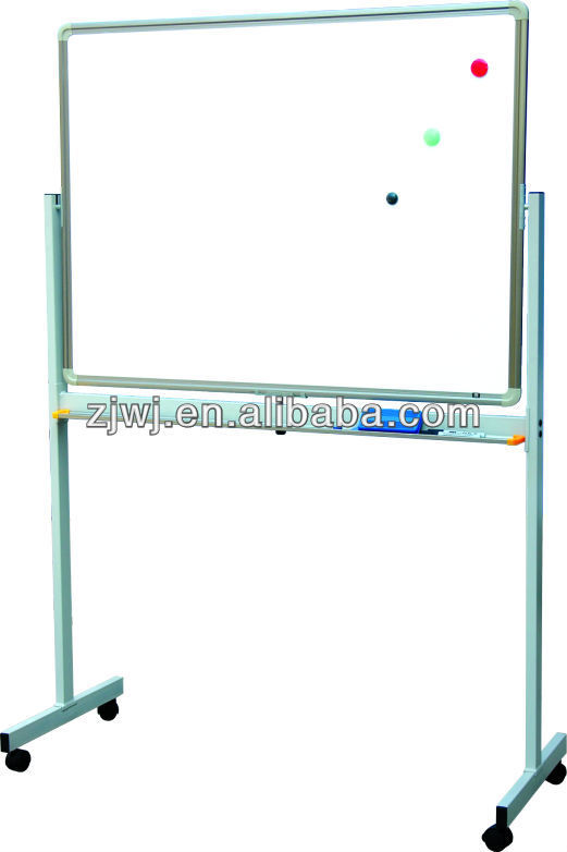magnetic interactive whiteboard rotating whiteboard