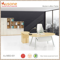 office furniture desk components half round office desk and chairs sets