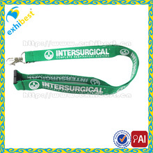 High quality custom printed neck lanyard with customized logo