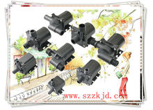 The small design dc pool pump for swimming pool