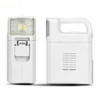 CE ROHS FCC Approved High Efficiency Portable Rechargeable magnesium air fuel cell Led Camping Light Lantern