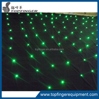China supplier TFR led Wedding Backdrop Curtain LED drapery