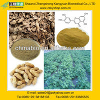 Best price of peanut shell extract Luteolin powder