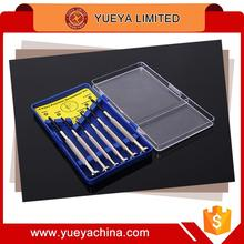 6 Piece Mini Screwdriver Tool Set For Eyeglass Repair Kit Watches Jewelry