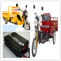 Durable Aluminium case new design, 1000w tricycle power supply 220VAC