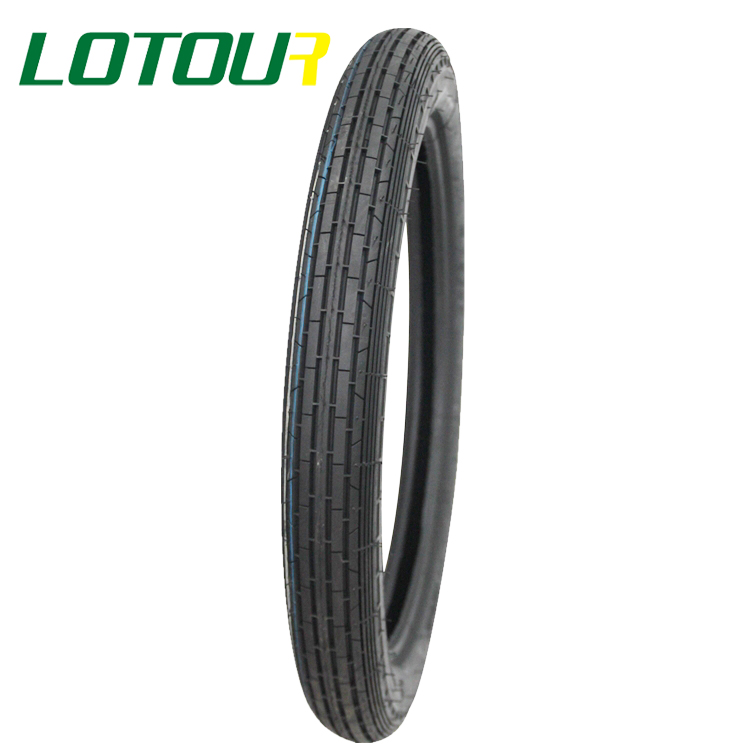 2.25-17 motorcycle tire have got inner tubeM1019