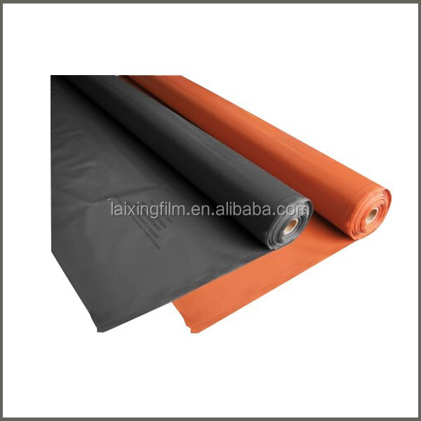 Plastic PE roll Builders film