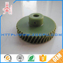 Factory wholesale nylon small double gears