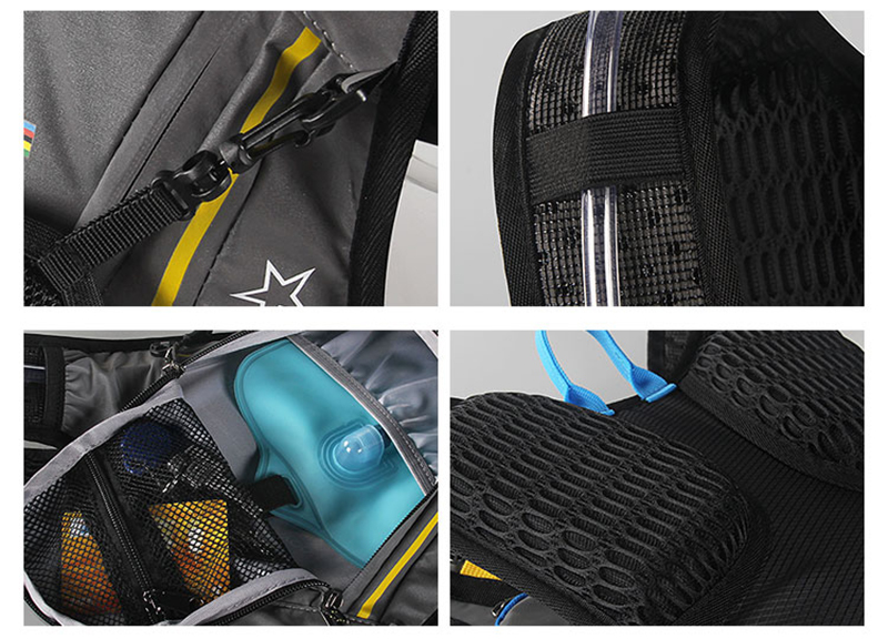 Hot Sale Bike Reflect Water Hydration Backpack Bicycle Bag