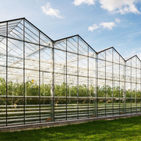 China Professional Aluminum Extrusion Greenhouse Manufacturer
