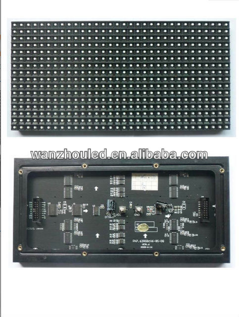 Outdoor High Quality SMD module led p10 full color