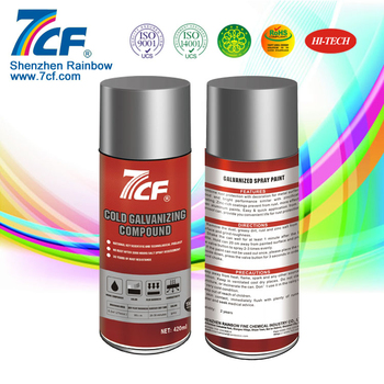 Zinc Rich Galvanized Paint