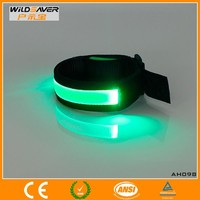 led flashing bracelet/mens bracelet models/stone bracelet