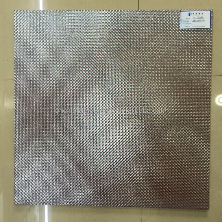 24x24 Ceramic Porcelain Metallic Tile/metal Glazed Floor Tile
