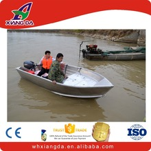 Hot selling new arrival of 4 person rowing boat