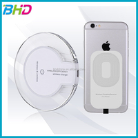 2016 Electric Type and Mobile Phone Use qi wireless charger desktop charger for iphone
