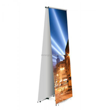 Custom Printing Banner Displays Double Sided X Frame And L Banner Stands