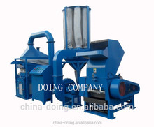 waste cable copper wire shredder/ scrap cable copper wire granulator/used copper wire crusher