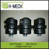 SH MECH high flow hot(cold ) volumetric rotary piston water meter