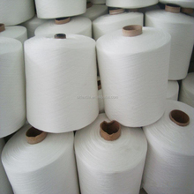 High quality Spun polyester yarn virgin 40S/2, raw material for sewing thread in stock