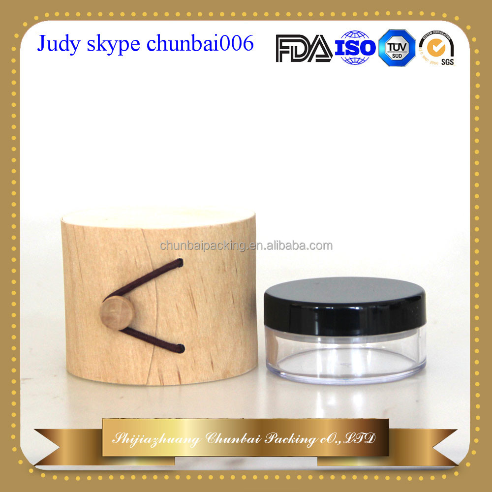 new style in 2016 wooden boxes for cosmetic jar