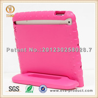 Kids Safe Thick Foam Shock Proof EVA cover case for ipad2/3