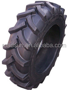 Roadsun brand tractor tires 11.2x28 for hot sale in Central Asia
